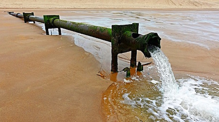 sewer-pipe-line-water