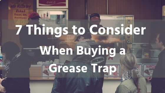 buying-grease-trap